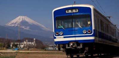 伊豆箱根鉄道駿豆線沿線で撮り鉄